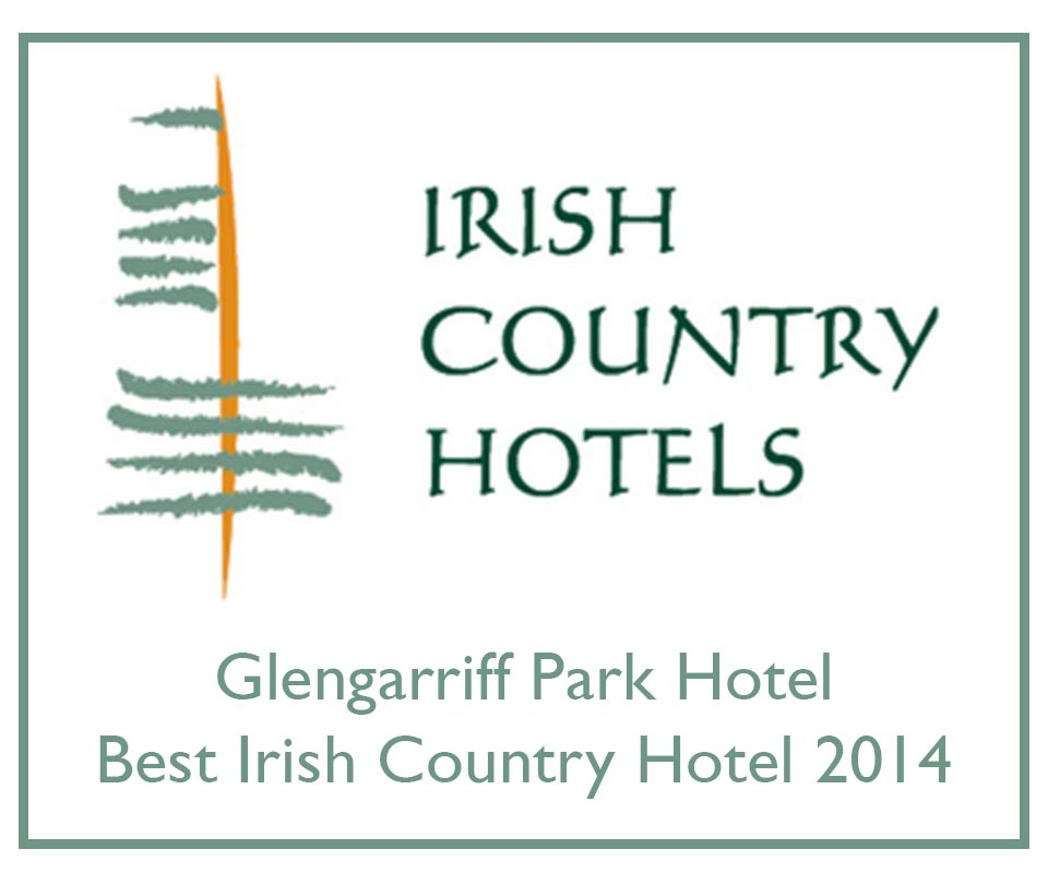 Glengarrriff Park Hotel award Best Irish Country Hotel