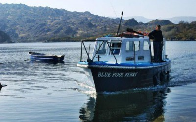 Blue Pool Ferry